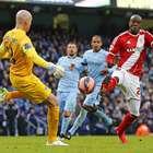 Imágenes de la sorpresiva eliminación del City en la FA Cup