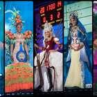Los peores trajes típicos en Miss Universo 2014-15