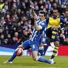 Las imágenes del duelo entre Arsenal y Brighton por FA Cup