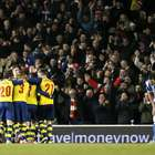 Arsenal logra trabajada y sufrida clasificación en la FA Cup