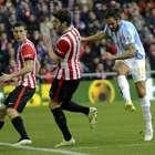 El Athletic empata con el Málaga y no levanta cabeza