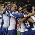 El Espanyol - Almería, en imágenes