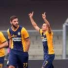 Rafa Márquez juega 45 minutos en triunfo del Hellas Verona