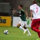 Dudu comemora boa estreia pelo Palmeiras e ganha elogios