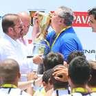 """Mário Gobbi termina mandato com título: """"chave de ouro"""""""