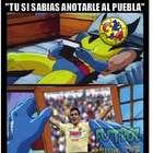 Se burlan con memes del América por no vencer a Puebla