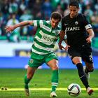 La sufrida victoria del Sporting de Lisboa, en imágenes