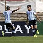 Sudamericano Sub-20: Argentina vence 2-0 a Perú en hexagonal