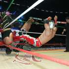 Atlantis, Volador y Titán superaron al bando rudo en el CMLL