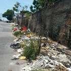 vc repórter: após 3 anos, calçada segue lotada de lixo em SP