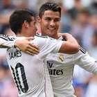 James Rodríguez elogia a Cristiano dentro y fuera de la ...