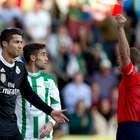 Cristiano Ronaldo, sancionado con dos partidos