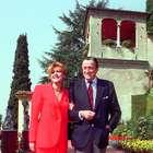 La baronesa Thyssen firma la venta de Villa Favorita