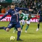 PSG derrota Saint-Etienne fora e se iguala ao Olympique