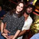 De namorado novo, Bruna Marquezine curte festa no RJ