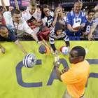 Team Irvin derrota al Team Carter por 35-28 en el Pro Bowl