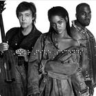 Rihanna enloquece al escuchar su canción 'FourFiveSeconds'