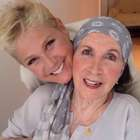 Xuxa homenageia a mãe em seu aniversário: