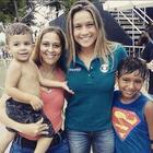 #mãoboba: menino dá apalpada e Fernanda Gentil posta foto