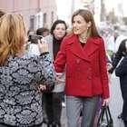 Doña Letizia, una reina a pie de calle