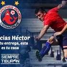 Héctor Mancilla se queda con las ganas de volver al Veracruz