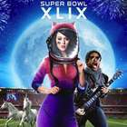 Katy Perry sería una astronauta sexy en el Super Bowl XLIX