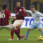 Lazio vence y deja fuera al AC Milan de la Coppa Italia