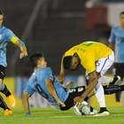 Brasil y Uruguay no se hacen daño en el Sudamericano Sub 20