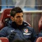 Raúl Jiménez ve desde la banca la eliminación del Atlético