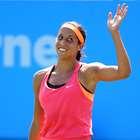 Madison Keys, la joven promesa del tenis de Estados Unidos
