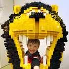 Las esculturas de Lego más impresionantes a sus 57 años