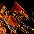 Las mejores imágenes del duelo entre Atlético y Barcelona