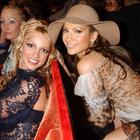 Britney Spears encuentra inspiración en Jennifer Lopez