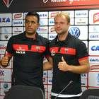 Perto de perder Artur, Atlético-GO apresenta dupla de zaga