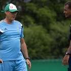 Oswaldo indica Palmeiras de estreia; Amaral sente lombar
