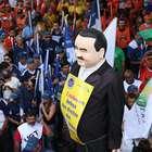 Manifestação de sindicalistas bloqueia a avenida Paulista