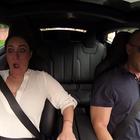 El Tesla Model S P85D provoca una ola de gente en shock