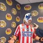 Luchadores gustan del futbol mexicano y apoyan a sus equipos