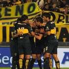 Boca se clasificó para la fase de grupos de la Libertadores
