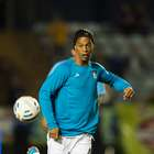 Preparador físico de Gallos dice que Ronaldinho no corre