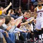Irving logra récord de puntos en triunfo de Cavaliers