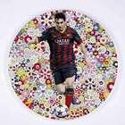 Lionel Messi es protagonista de la obra de artista japonés