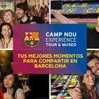 Museo del Barça, el más visitado de Cataluña en 2014