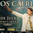 Los Cafres festejarán sus 25 años con show en Teatro Cariola