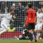 El Real Madrid - Real Sociedad, en imágenes