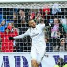 Benzema scores twice as Real Madrid rout Real Sociedad