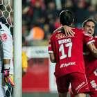 Xolos de Tijuana golean a Morelia y son líderes en el torneo