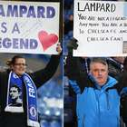 ¿Cómo recibieron los aficionados del Chelsea a Lampard?