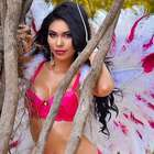Vice-Miss Amazonas assume: