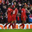 Com assistências de P. Coutinho, Liverpool derrota West Ham